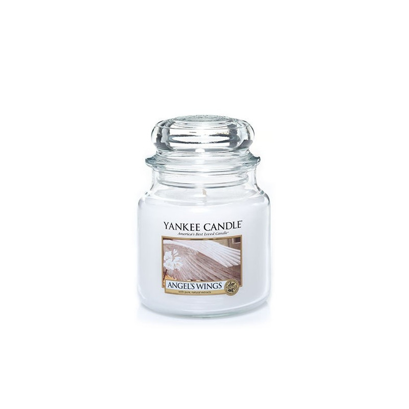 Achat vente jarre ailes d 39 ange yankee candle bougie for Meuble yankee candle