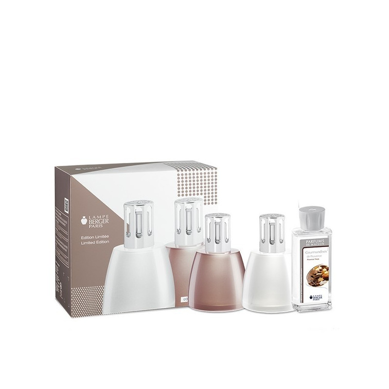 acheter coffret diffuseur de parfum spirit et parfum lampe berger. Black Bedroom Furniture Sets. Home Design Ideas