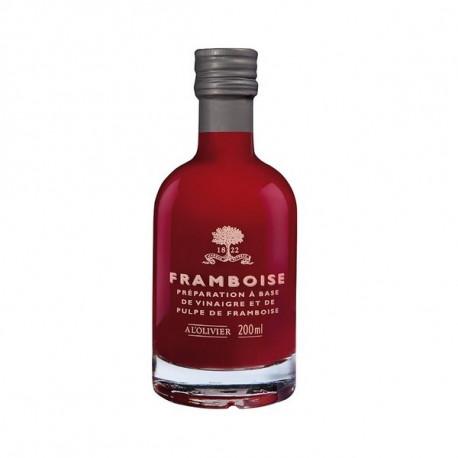 Vinaigre pulpe de Framboise, A L'OLIVIER
