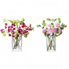 "Vase ""Flower"" rectangulaire, LSA"
