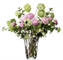 "Vase ""Flower"" bouquet ouvert, LSA"