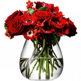 "Vase ""Flower"" bouquet de table, LSA"