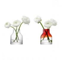"""Vase en verre """"Loft"""", LSA"""