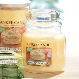 Jarre Gâteau à la Vanille, Yankee Candle
