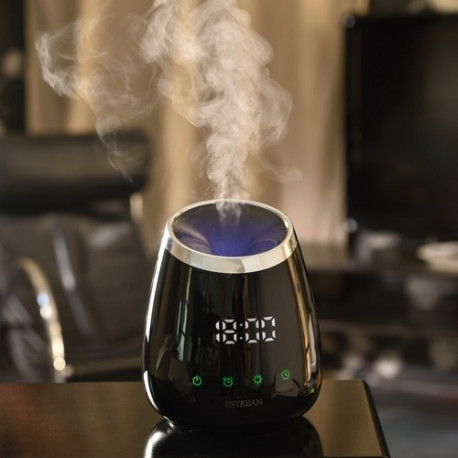 Diffuseur brume de parfum Black Timer, Esteban