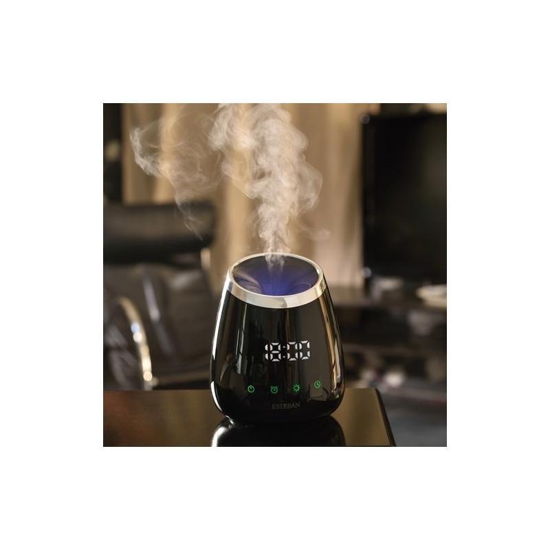 Achat vente diffuseur brume de parfum dition black timer esteban r veil - Diffuseur de parfum esteban ...