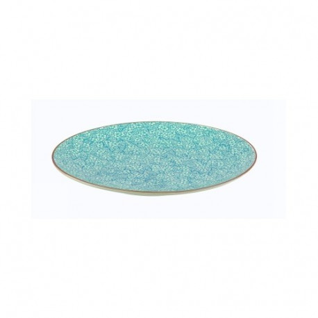 Assiette Bleu Canard : achat vente assiette dessert maiko bleu canard pomax assiette en porcelaine ~ Teatrodelosmanantiales.com Idées de Décoration