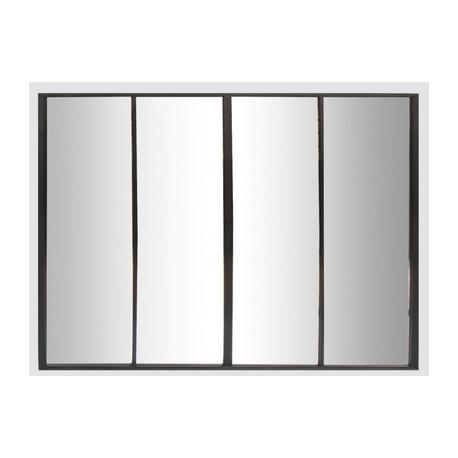 Achat vente miroir industriel miroir emd miroir for Miroir noir industriel