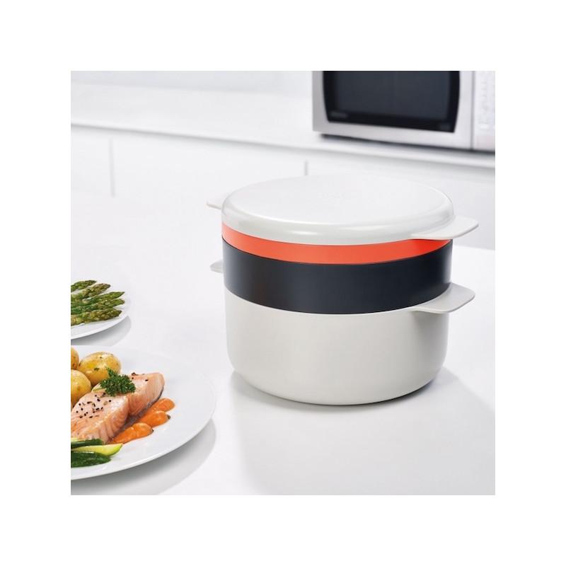 Achat set de cuisson pour micro ondes par joseph joseph for Cuisson betterave au micro ondes