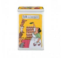 Boîte à lasagnes Fumet, Derrière la porte