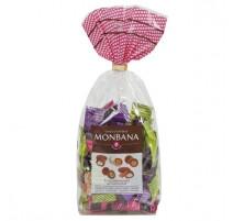 Sachet 50 confiseries au chocolat, Monbana