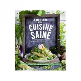 Acheter le livre le meilleur de la cuisine saine marabout - Livre cuisine saine ...