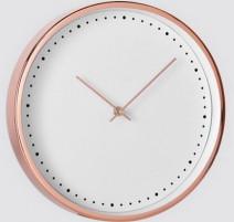 Horloge cuivrée, Emde