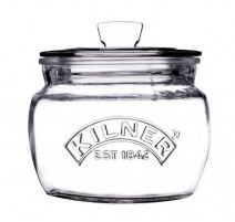 "Pot ""Storage Jar"" en verre, Kilner"