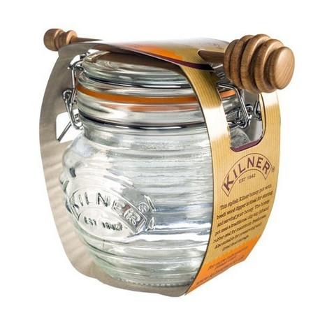Pot à miel en verre, Kilner