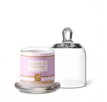 Bougie parfumée sous cloche, Bougies La Française