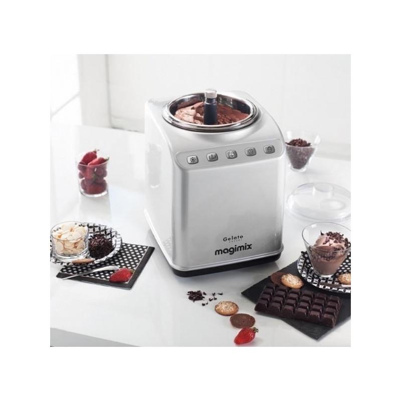 acheter turbine glace gelato expert magimix. Black Bedroom Furniture Sets. Home Design Ideas