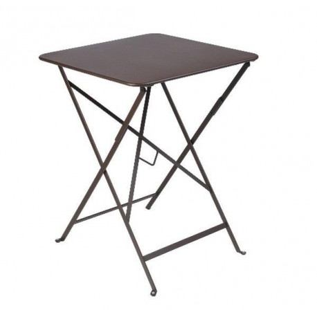 Table Bistro 57x57 cm pliante, Fermob