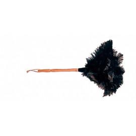 Plumeau en plumes d'autruche 50cm, Redecker