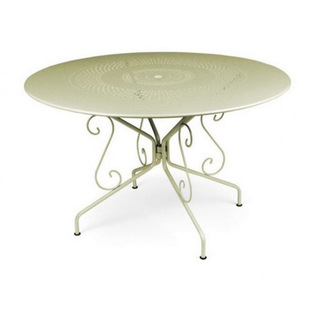 Table Montmartre ronde 117 cm, Fermob