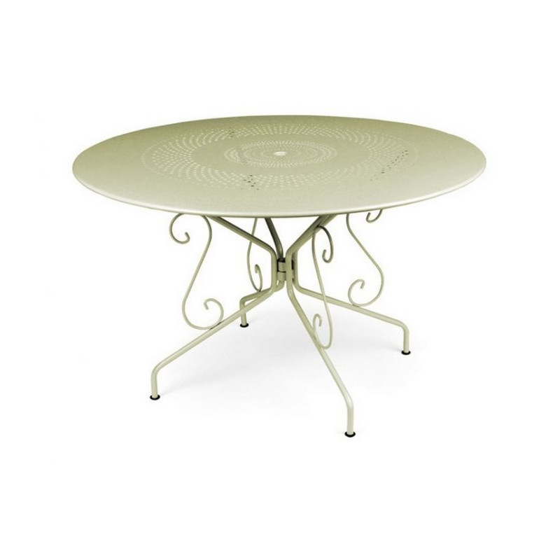 Table de jardin fermob for Fermob table de jardin