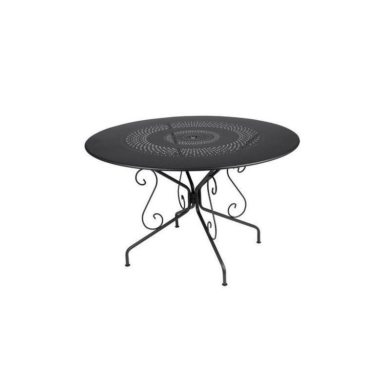 Table de jardin fermob for Table exterieur fermob