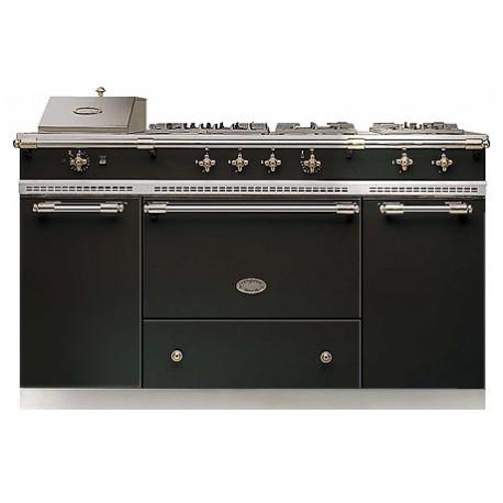 Fourneau Lacanche - modèle Fontenay Classic- Piano semi- pro de ...