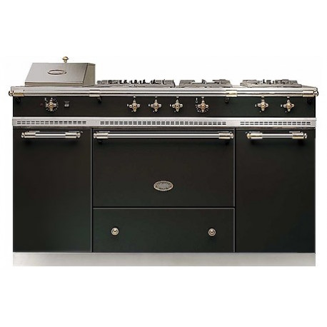 fourneau lacanche mod le fontenay classic piano semi pro de cuisson. Black Bedroom Furniture Sets. Home Design Ideas