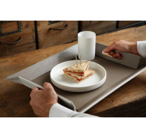 Plateau set de table 45 cm x 35 cm, FREE FORM