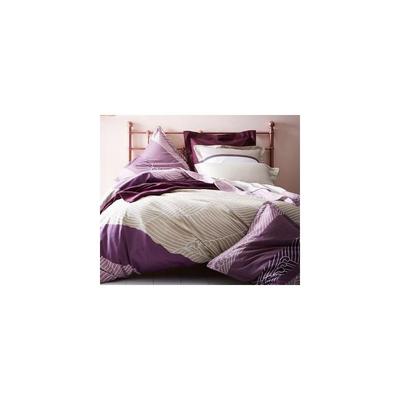 achat vente housse de couette linge de lit essix acheter housse pour couette collection zahara