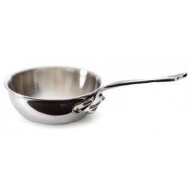 Sauteuse évasée bombée M'Cook, Mauviel