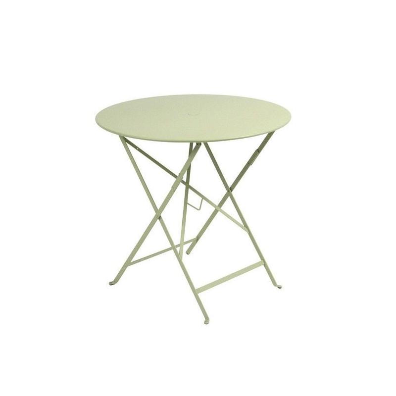 Acheter Table bistro ronde 77cm fermob - Tables de jardin - Meuble d ...