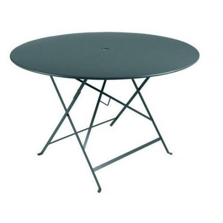 Vente Table bistrot ronde 96cm fermob - Tables de jardin - Meuble d ...