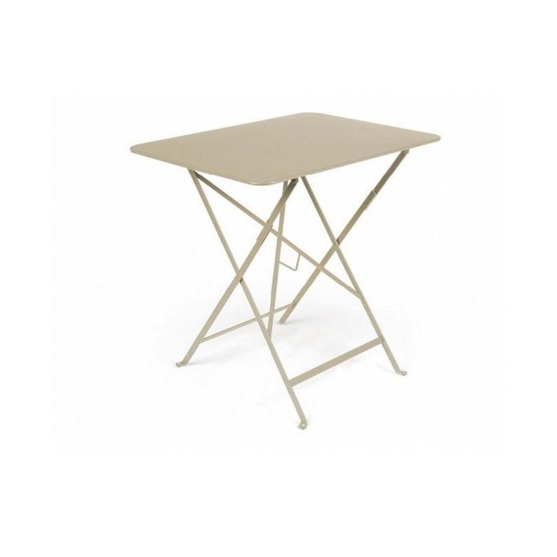 achat table bistro 77 x 57 cm fermob tables de jardin meuble d 39 ext rieur meuble. Black Bedroom Furniture Sets. Home Design Ideas