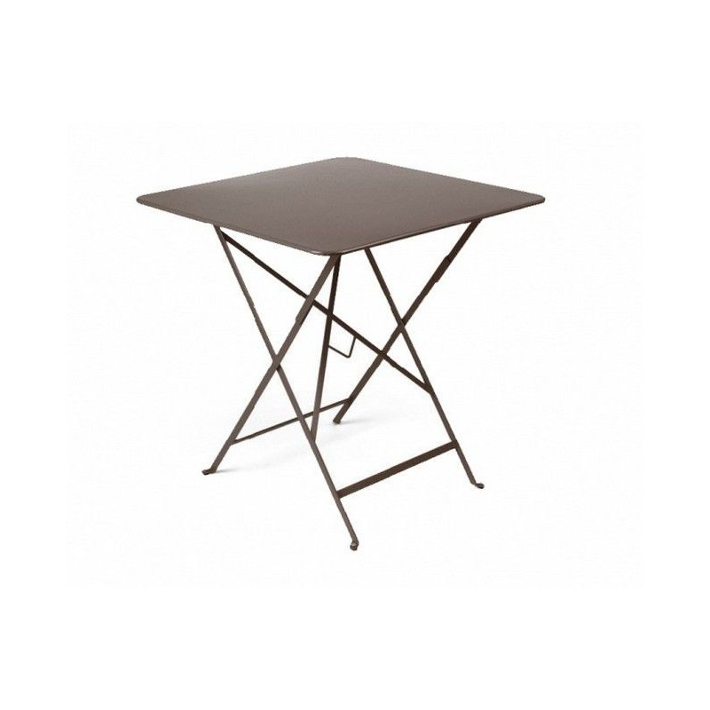 Vente table bistro 71 x 71 cm fermob tables de jardin - Table bistro jardin ...
