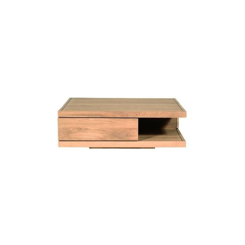 Achat vente table basse table basse en ch ne table for Table basse ethnicraft