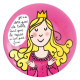Assiette Princesses, Petit Jour Paris