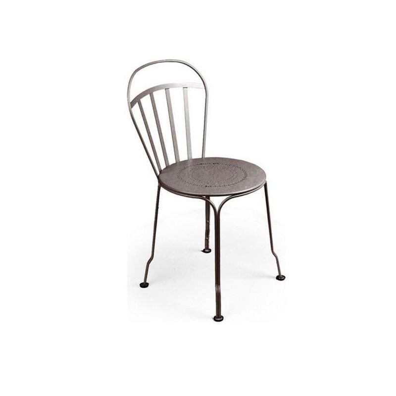Vente chaise de jardin empilable fermob louvre fauteuils - Chaise de jardin empilable ...
