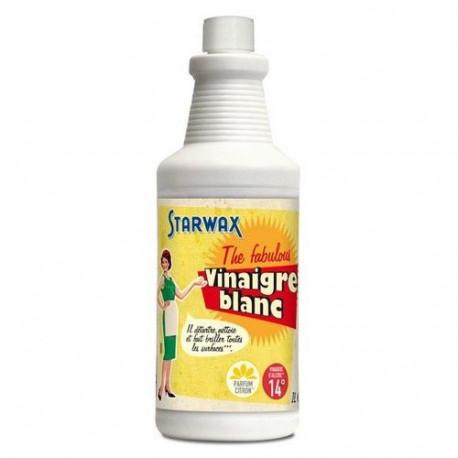 Vinaigre blanc 1L, Starwax Fabulous