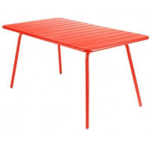 Table 143x80 cm Luxembourg, Fermob