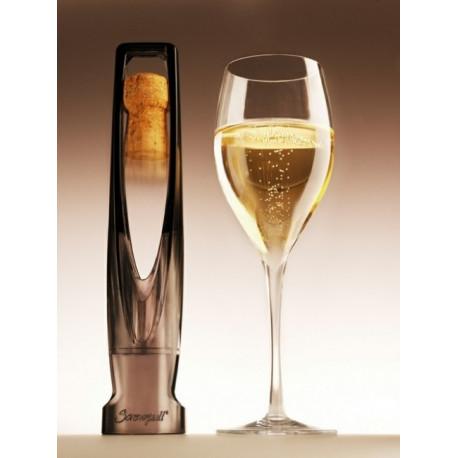 Tire bouchon Champagne Screwpull