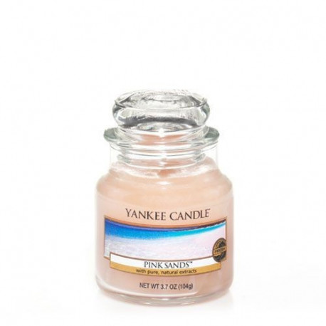Jarre Sables Roses, Yankee Candle