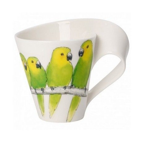 Chope oiseaux porcelaine, Villeroy & Boch