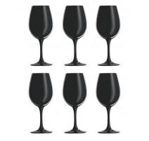 Coffret 6 verres dégustation Sensus Noir, Schott Zwiesel