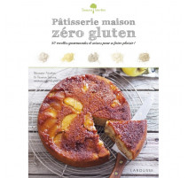 Pâtisserie maison zéro gluten, Larousse