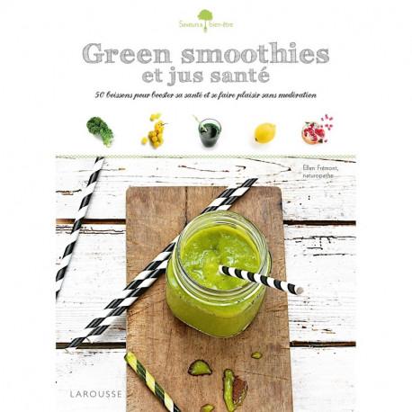 Green Smoothies et jus santé, Larousse
