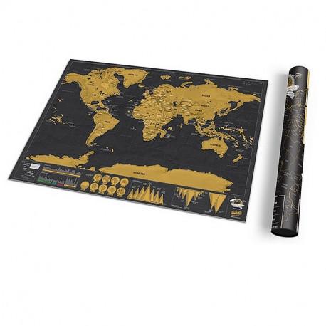Carte voyage Deluxe