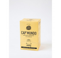 Capsules de café Zebrano, Cap'Mundo