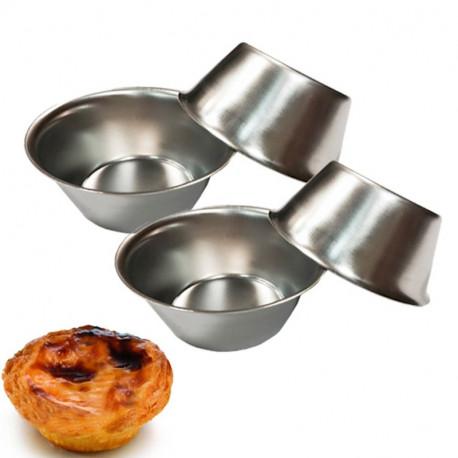 Set de moules à pastéis de nata, Artame