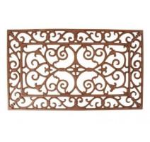 Paillasson extérieur en fonte Antique Brun de Esschert Design
